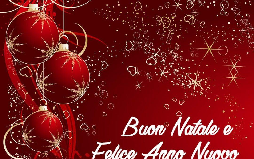 I nostri migliori auguri di Buon Natale e sereno 2021